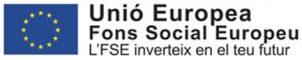INS Llançà - CFGM Olis i Vins - Logo Unió europea